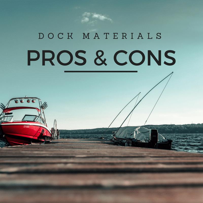 Choosing Between Aluminum & Steel Docks - Master Docks