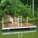 Master Docks Custom Platform Docks