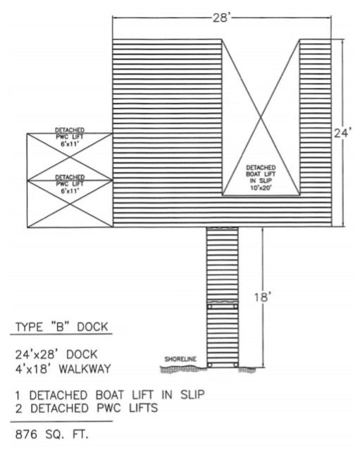 Type B Dock