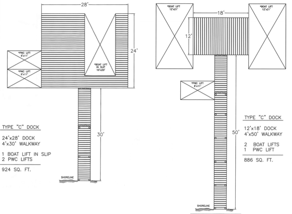 Type C Dock