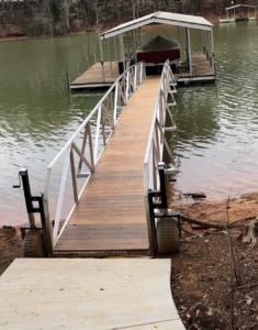 dock wheels