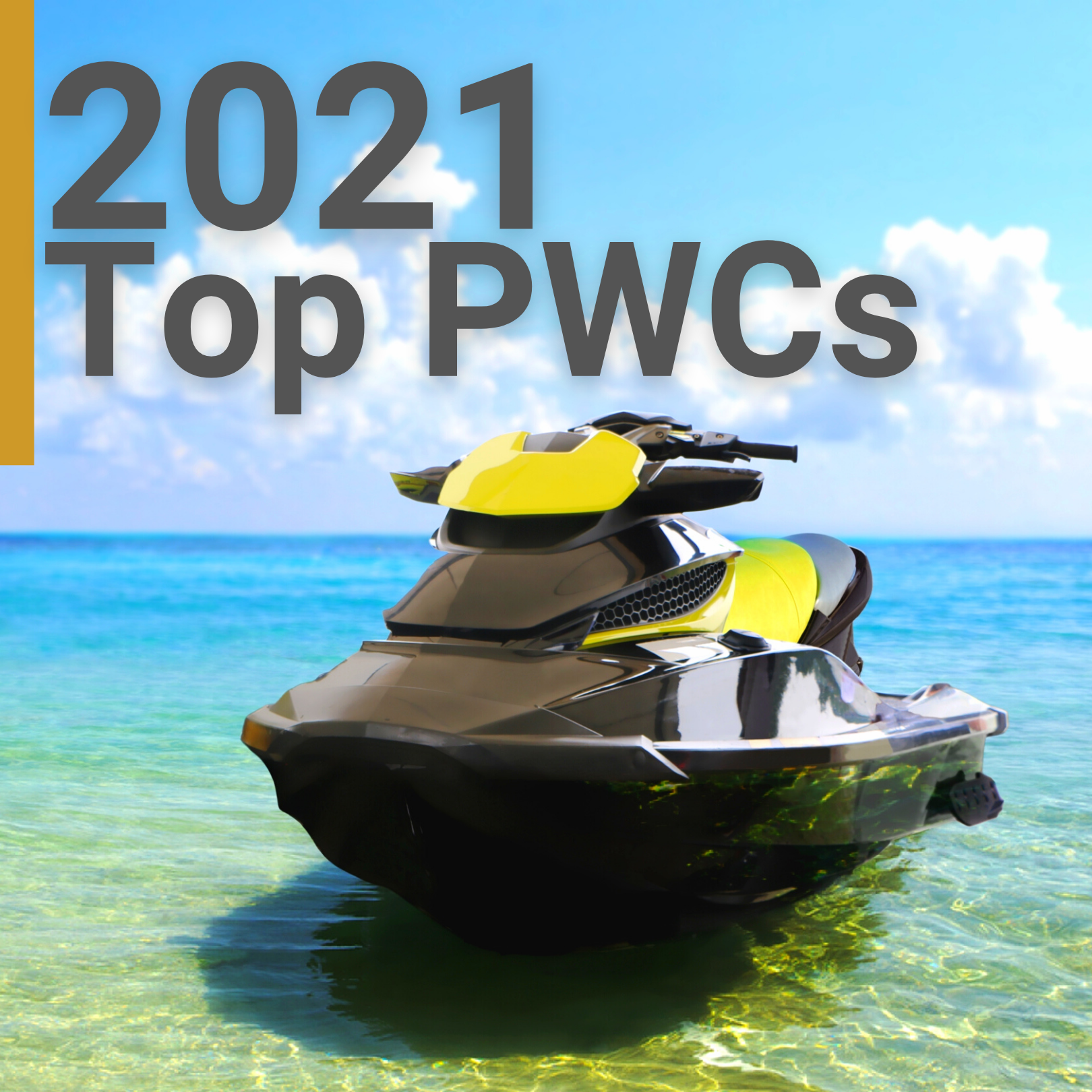 View our favorite jet skis and PWCs of 2021